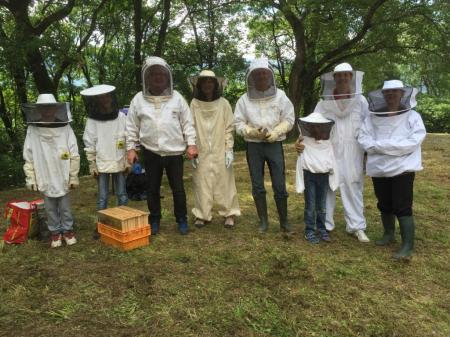 2016-06-04 rucher du Manival
